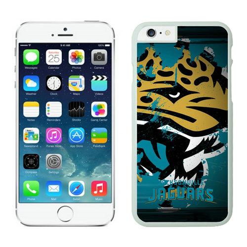 Jacksonville Jaguars iPhone 6 Cases White26
