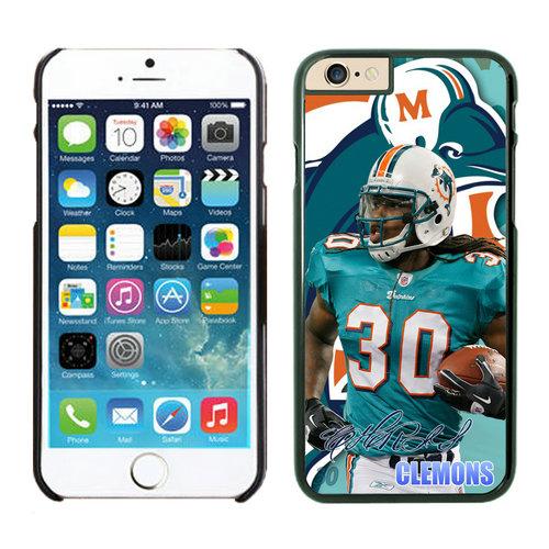 Miami Dolphins iPhone 6 Plus Cases Black27