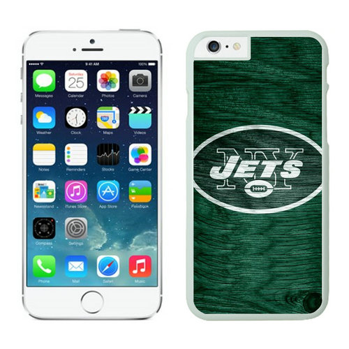 New York Jets iPhone 6 Plus Cases White9