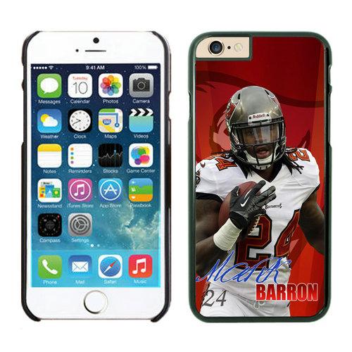Tampa Bay Buccaneers iPhone 6 Plus Cases Black30