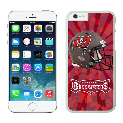Tampa Bay Buccaneers iPhone 6 Cases White11