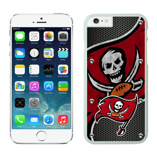 Tampa Bay Buccaneers iPhone 6 Cases White12