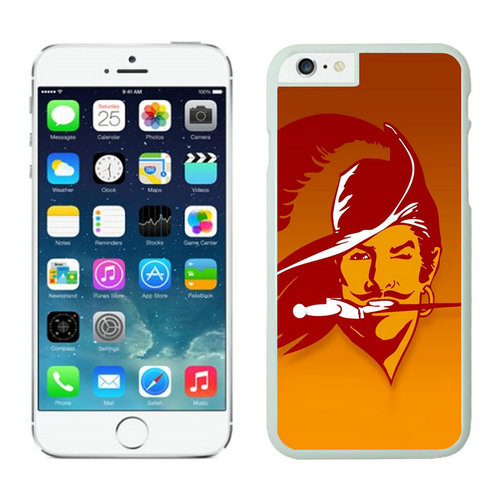 Tampa Bay Buccaneers iPhone 6 Cases White26