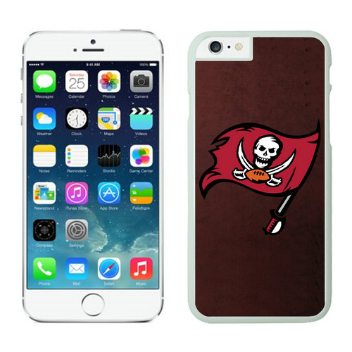 Tampa Bay Buccaneers iPhone 6 Cases White30