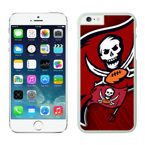 Tampa Bay Buccaneers iPhone 6 Cases White39