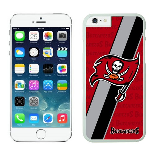 Tampa Bay Buccaneers iPhone 6 Cases White9