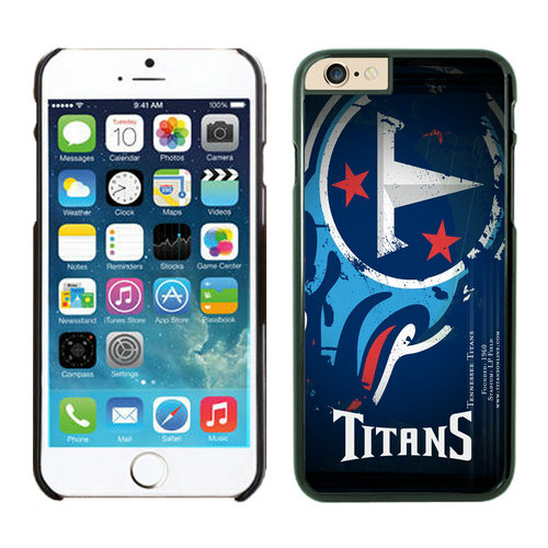 Tennessee Titans iPhone 6 Plus Cases Black15