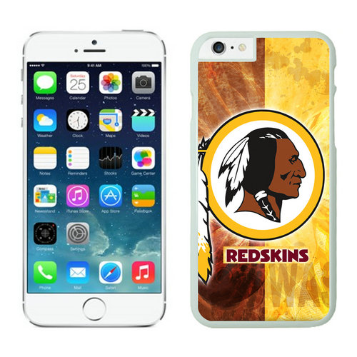 Washington Redskins iPhone 6 Plus Cases White27