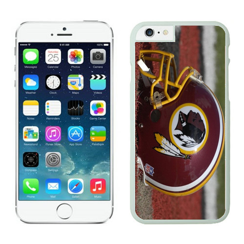 Washington Redskins iPhone 6 Plus Cases White37