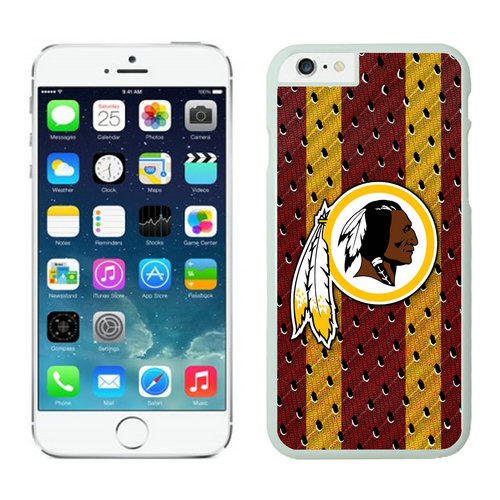 Washington Redskins iPhone 6 Plus Cases White41