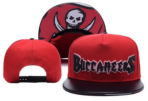Buccaneers Red Adjustable Cap XDF