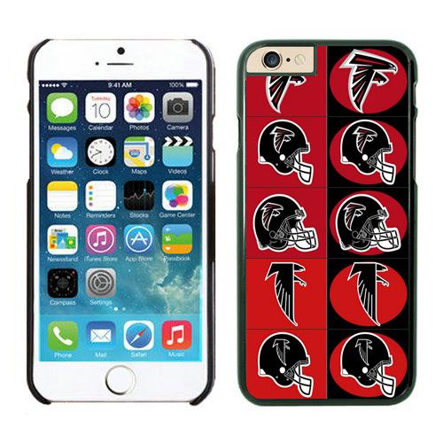 Atlanta Falcons iPhone 6 Cases Black50