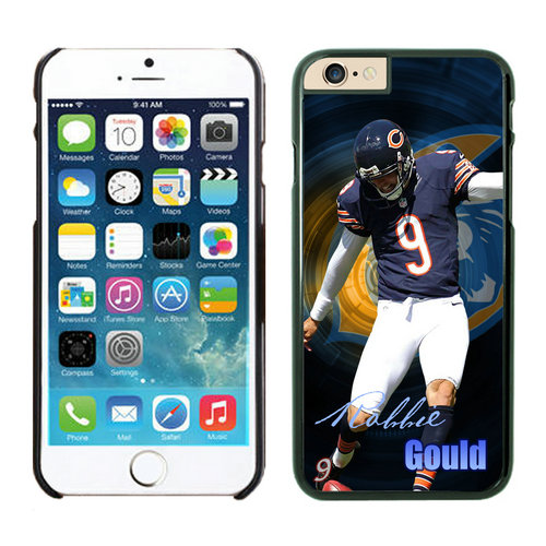 Chicago Bears iPhone 6 Cases Black46