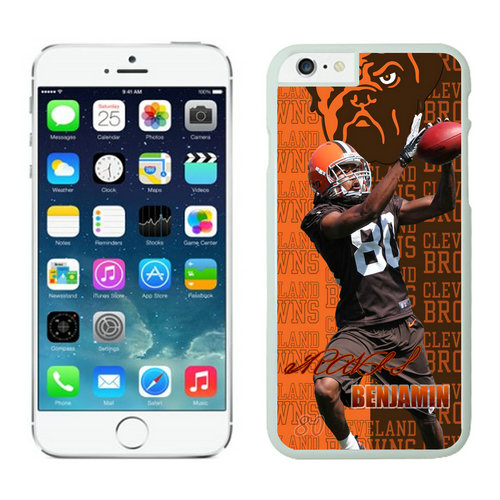 Cleveland Browns iPhone 6 Cases White11
