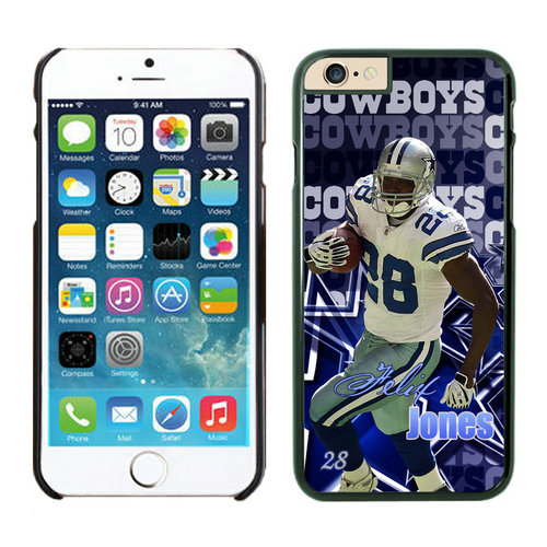 Dallas Cowboys iPhone 6 Cases Black