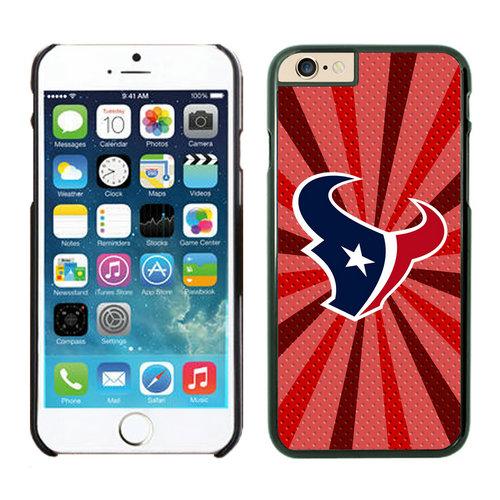 Houston Texans iPhone 6 Cases Black26