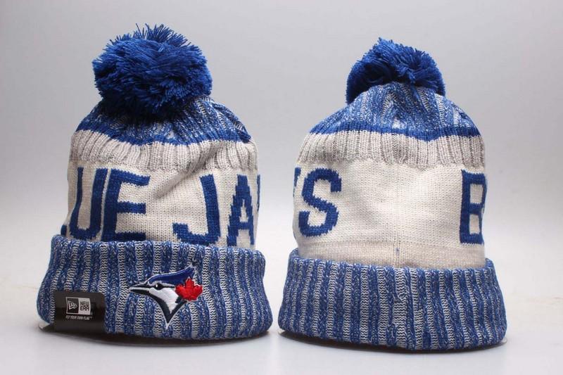 Blue Jays Team Logo Knit Hat YP