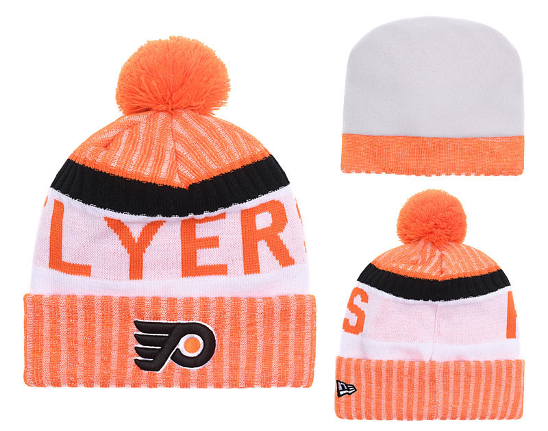 Flyers Team Logo Knit Hat YD