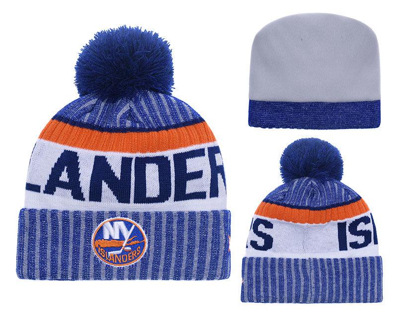 Islanders Team Logo Knit Hat YD
