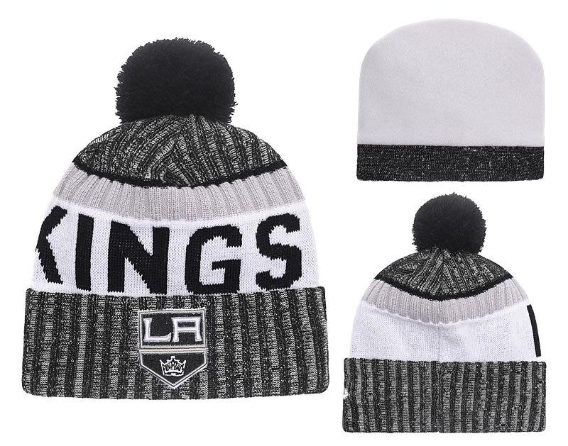 Kings Team Logo Knit Hat YD