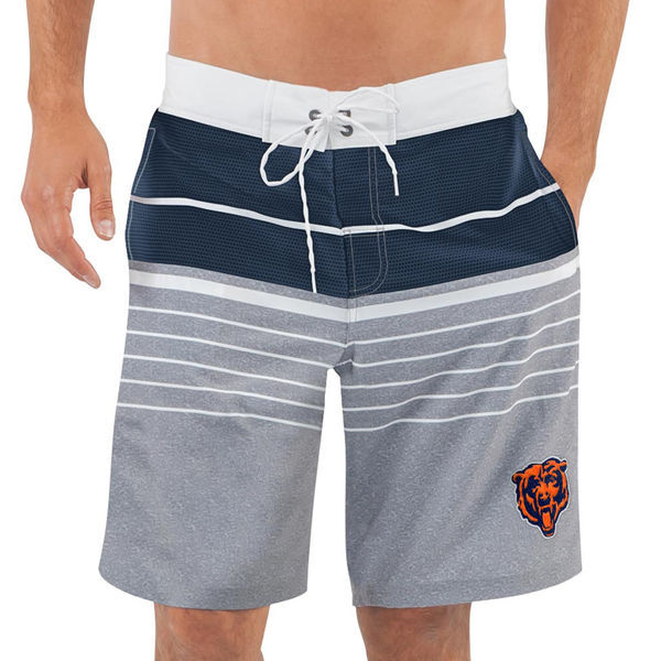 Chicago Bears NFL G-III Balance Men's Boardshorts Swim Trunks