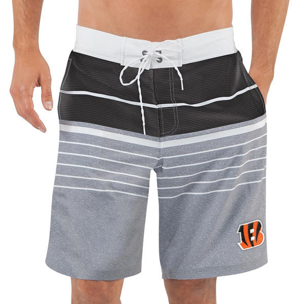 Cincinnati Bengals NFL G-III Balance Men's Boardshorts Swim Trunks