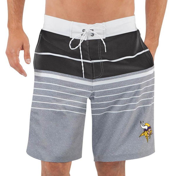 Minnesota Vikings NFL G-III Balance Men's Boardshorts Swim Trunks