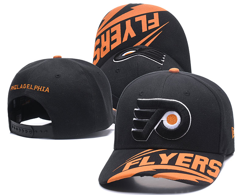 Flyers Team Logo Adjustable Hat LH