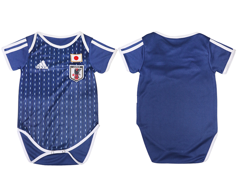 Japan Home Toddler 2018 FIFA World Cup Soccer Jersey