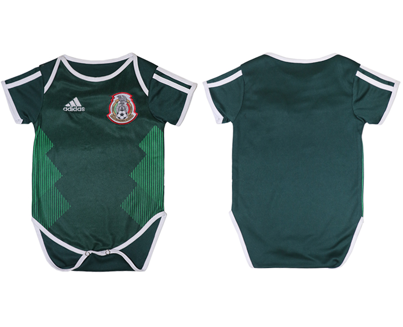 Mexico Home Toddler 2018 FIFA World Cup Soccer Jersey