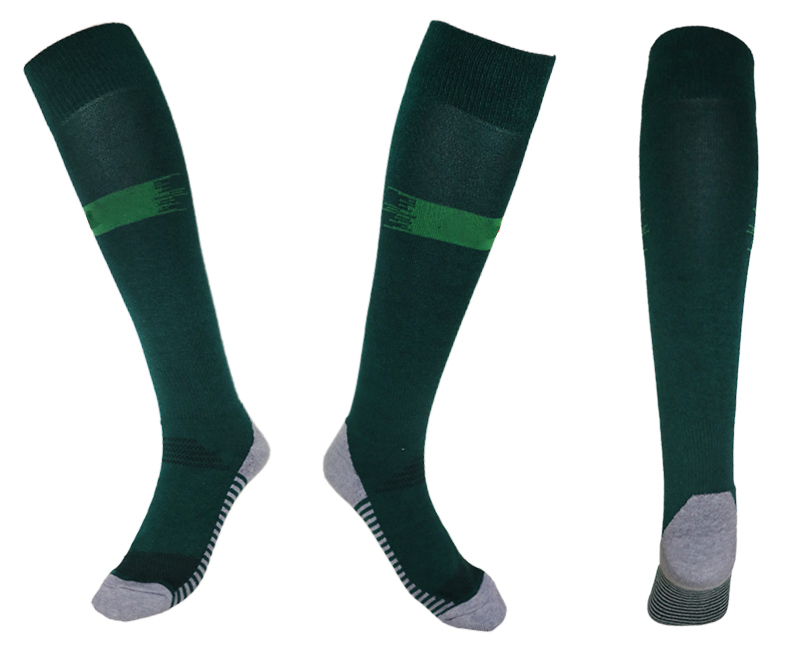 Portugal Green Youth Thailand Soccer Socks