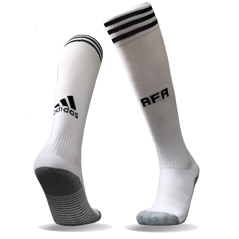 Argentina Home 2018 FIFA World Cup Thailand Soccer Socks