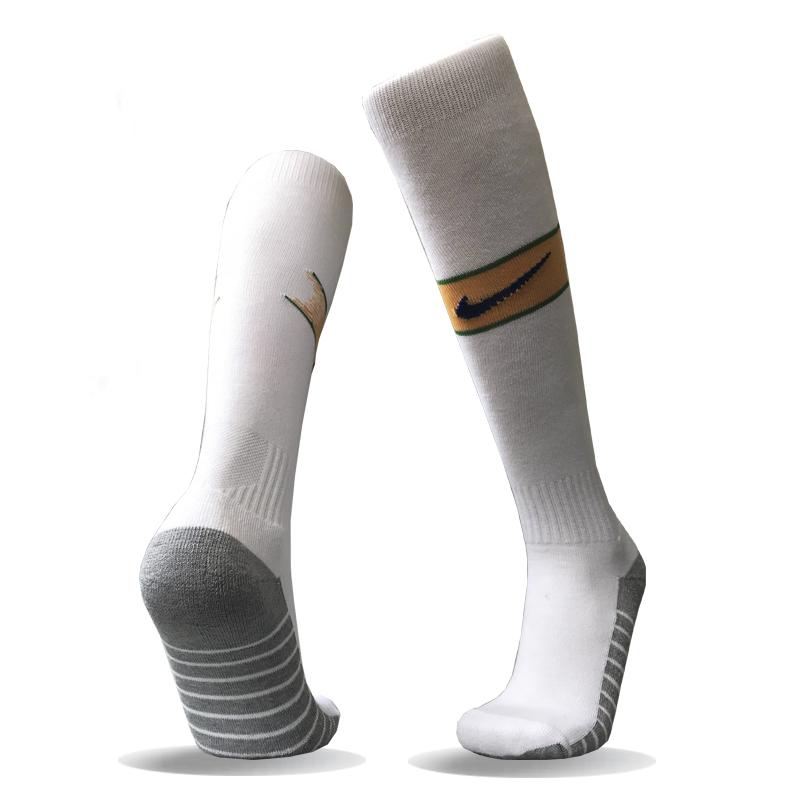 Brazil Home 2018 FIFA World Cup Thailand Soccer Socks