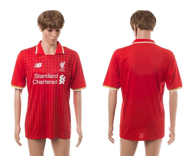 2014-15 Liverpool Home Thailand Jerseys