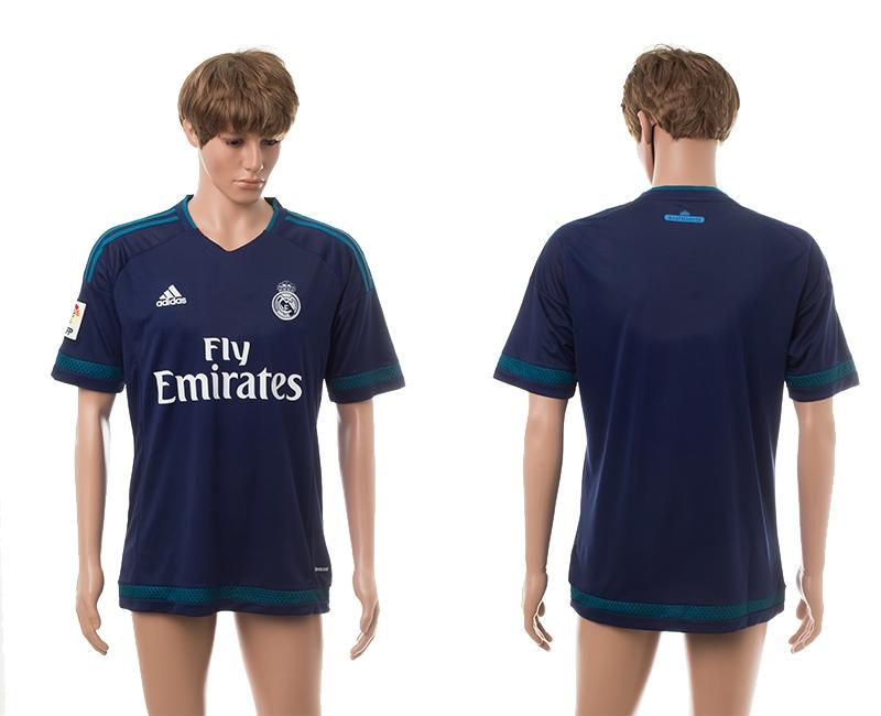 2014-15 Real Madrid Away Thailand Jerseys