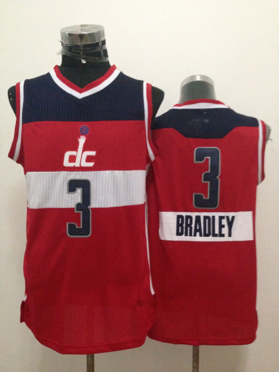 Wizards 3 Bradley Beal Red 2014-15 Christmas Day Swingman Jerseys