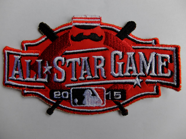 2015 MLB All Star Patch