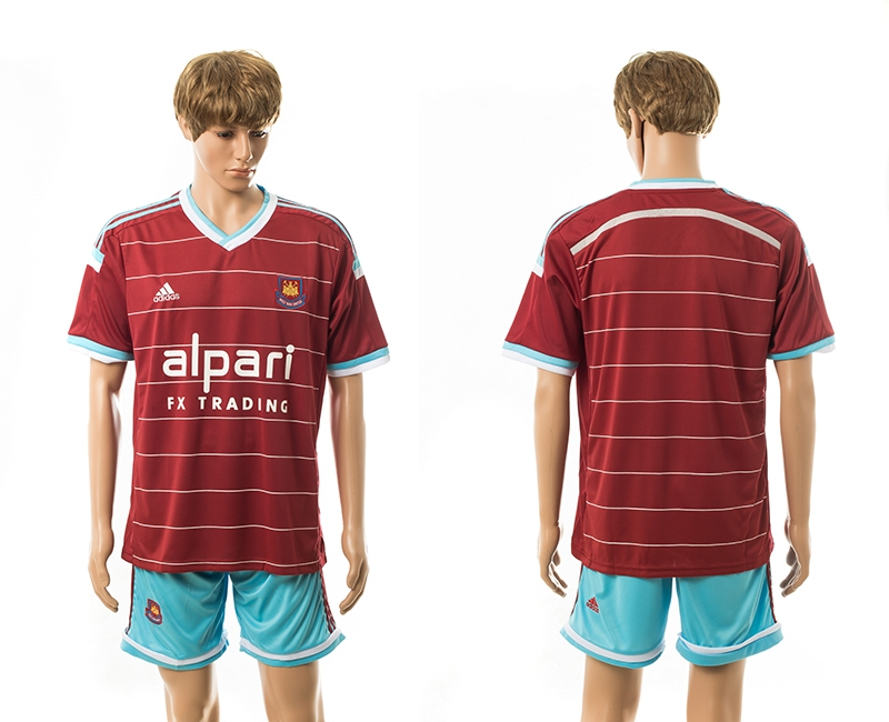 2014-15 West Ham United Home Jerseys