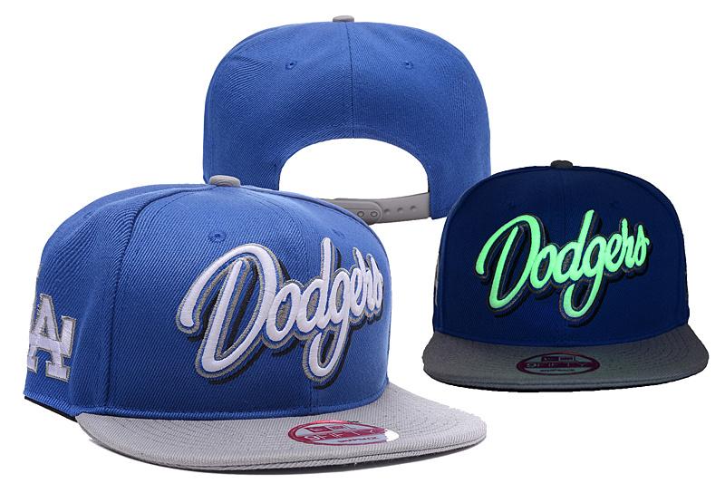Dodgers Adjustable Cap YD