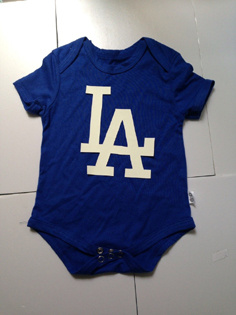 Dodgers Blue Toddler T-shirts
