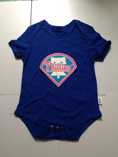 Phillies Blue Toddler T-shirts