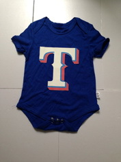 Rangers Blue Toddler T-shirts