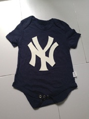 Yankees Black Toddler T-shirts