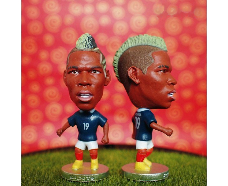 France Pogba Figures
