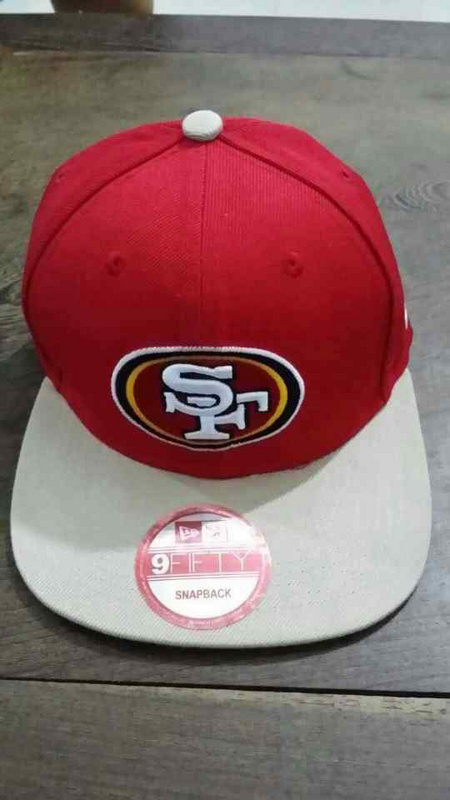 49ers Fashion Youth Caps