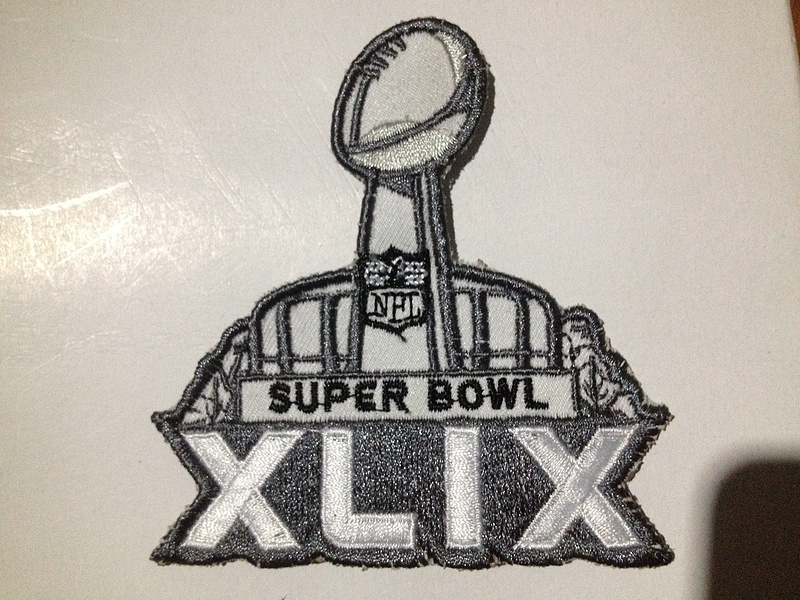 2015 Super Bowl XLIX Patch