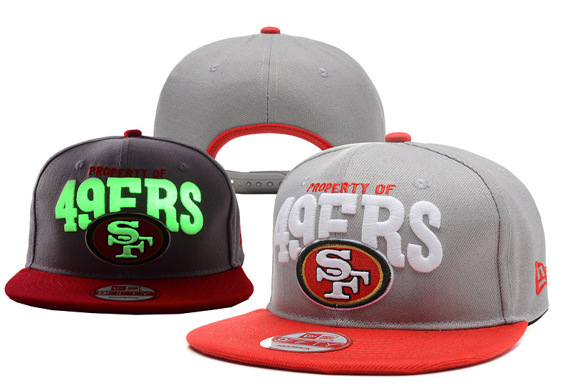 49ers Fashion Luminous Caps YD