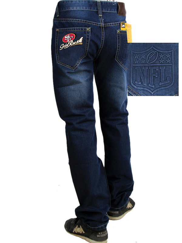 49ers Lee Jeans