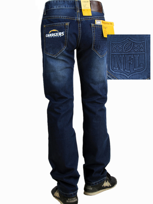 Chargers Lee Jeans
