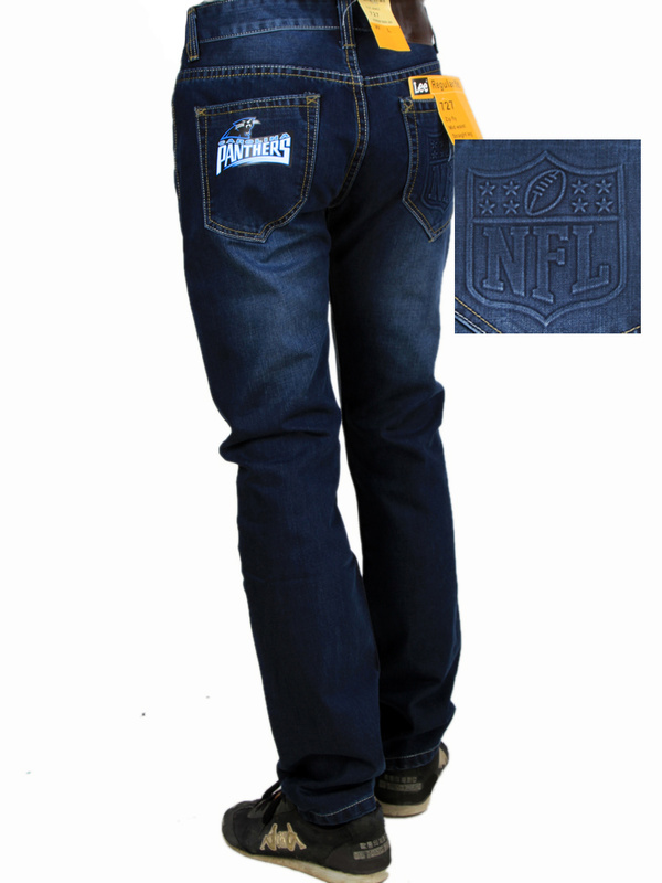 Panthers Lee Jeans